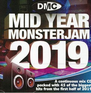 VARIOUS - Mid Year Monsterjam 2019 (Strictly DJ Only)