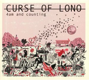 CURSE OF LONO - 4am & Counting: Live & Stripped Back At Toe Rag Studios