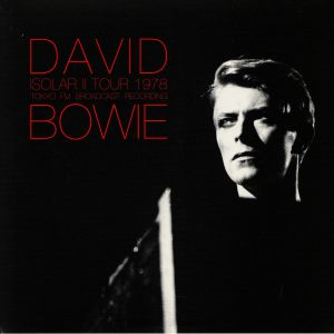 BOWIE, David - Isolar II Tour 1978: Tokyo FM Broadcast Recording