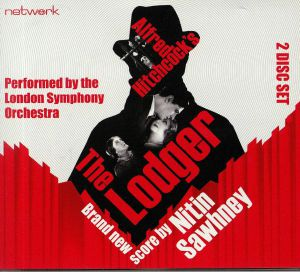 SAWHNEY, Nitin - The Lodger (Soundtrack)