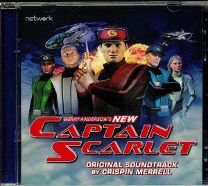 MERRELL, Crispin - New Captain Scarlet (Soundtrack)