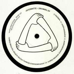 JAVONNTTE - Drumma EP