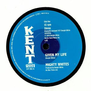 MIGHTY WHITES/JACQUELINE JONES - Given My Life