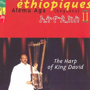 AGA, Alemu - Ethiopiques 11: The Harp Of King David