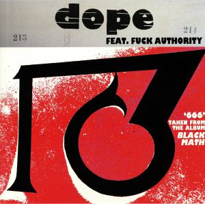 DOPE feat FUCK AUTHORITY - 666