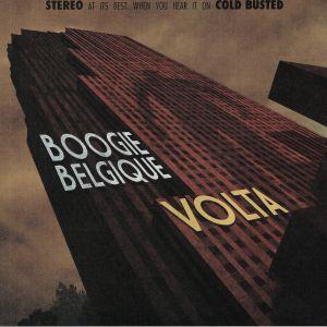 BOOGIE BELGIQUE - Volta (reissue)