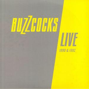 BUZZCOCKS - Live 1990 & 1992