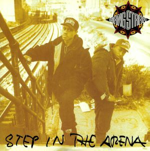 GANG STARR - Step In The Arena (reissue)