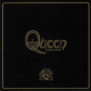 QUEEN - Studio Collection (half-speed remastered) (reissue)