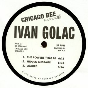 GOLAC, Ivan - The Powers That Be