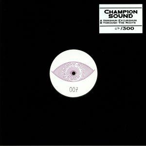 CHAMPION SOUND - Vershun Excurshun