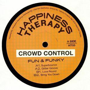 CROWD CONTROL - Fun & Funky