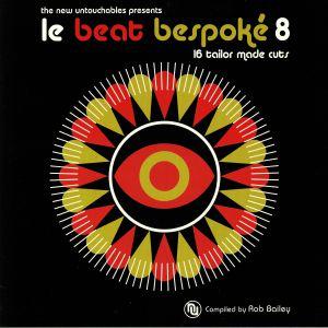 BAILEY, Rob/VARIOUS - Le Beat Bespoke 8