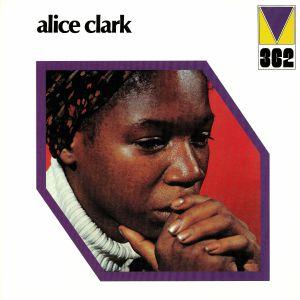 CLARK, Alice - Alice Clark (reissue)