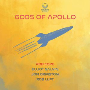 COPE, Rob - Gods Of Apollo