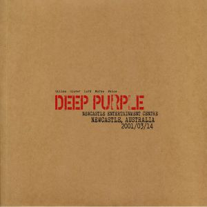DEEP PURPLE - Live In Newcastle 2001: The Soundboard Series (remastered)