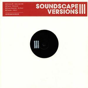 KINTARO 89/FAUNE/ARIAN ALEXANDER/DOUALA - Soundscape Versions 03