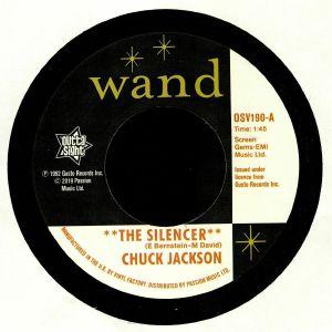 JACKSON, Chuck - The Silencer