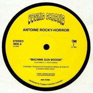 ANTOINE ROCKY HORROR - Machine Gun Boogie
