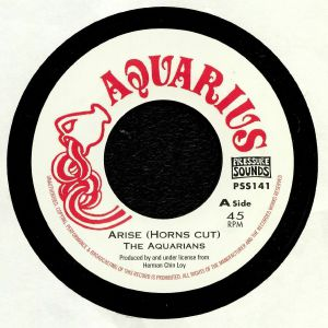 AQUARIANS, The - Arise (Horns cut)