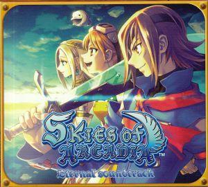 MINOBE, Yutaka/TATSUYUKI MAEDA - Skies Of Arcadia: Eternal Soundtrack
