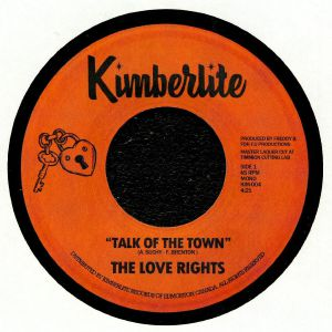 LOVE RIGHTS, The - Talk Of The Town