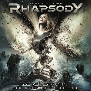 TURILLI/LIONE RHAPSODY - Zero Gravity: Rebirth & Evolution