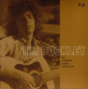 BUCKLEY, Tim - The Album Collection (remastered)
