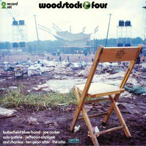VARIOUS - Woodstock Four