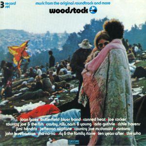 VARIOUS - Woodstock (Soundtrack)