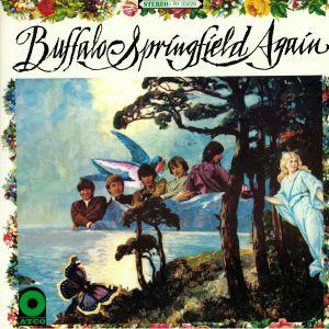 BUFFALO SPRINGFIELD - Buffalo Springfield Again (stereo) (reissue)
