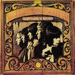 BUFFALO SPRINGFIELD - Last Time Around (reissue)