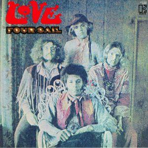 LOVE - Four Sail (reissue)