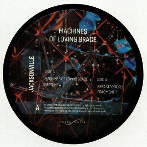 JACKSONVILLE - Machines of Loving Grace