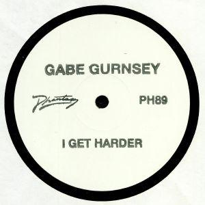GURNSEY, Gabe - I Get Harder