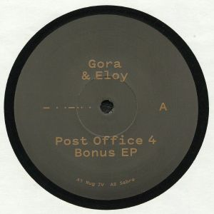 GORA/ELOY - Post Office 4 Bonus EP