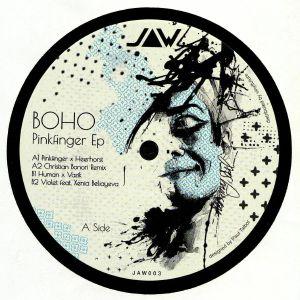 BOHO/HEERHORST/VAZIK/XENIA BELIAYEVA - Pinkfinger EP