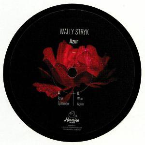 STRYK, Wally - Azur