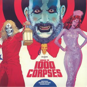 VARIOUS - House Of 1000 Corpses (Soundtrack)