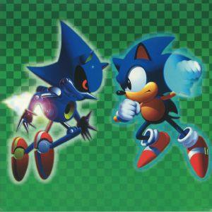 HATAYA, Naofumi/MASFUMI OGATA - Sonic CD (Soundtrack)