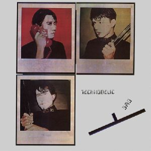 YELLOW MAGIC ORCHESTRA - Technodelic (reissue)