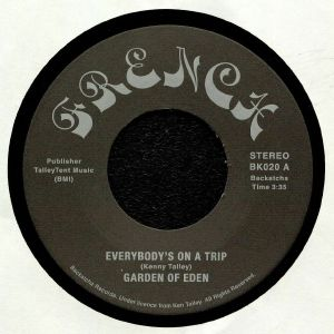 GARDEN OF EDEN - Everybody's On A Trip