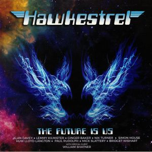 HAWKESTREL - The Future Is Us