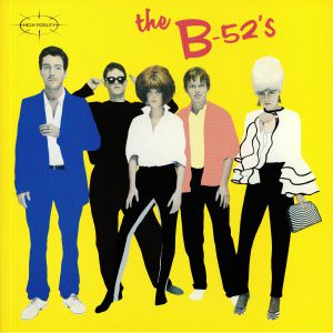 B52's, The - The B52's (reissue)