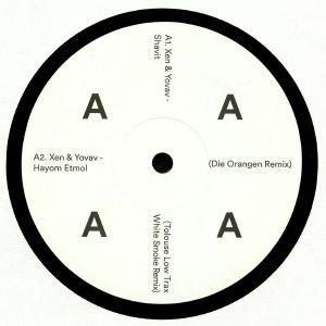 XEN/YOVAV/PLAZMOT - Remix Pack 1