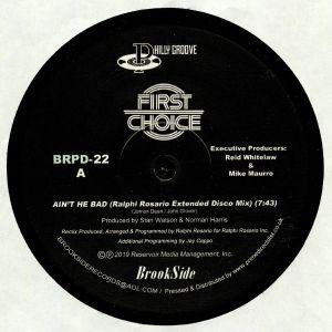 FIRST CHOICE - Ain't He Bad: Ralphi Rosario Mixes
