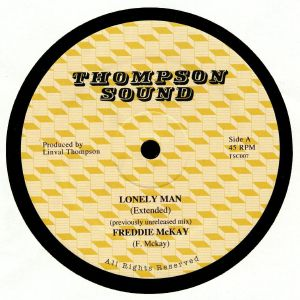 McKAY, Freddie/LINVAL THOMPSON - Lonely Man