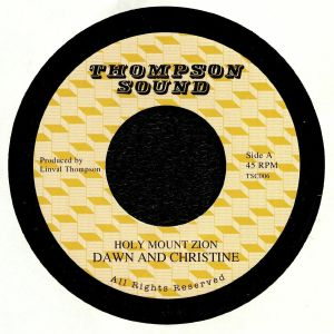 DAWN & CHRISTINE/THE REVOLUTIONARIES - Holy Mount Zion