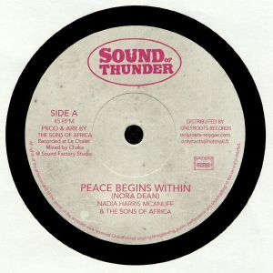 HARRIS McANUFF, Nadia/THE SONS OF AFRICA - Peace Begins Within