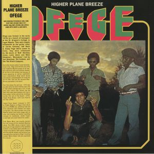 OFEGE - Higher Plane Breeze (reissue)